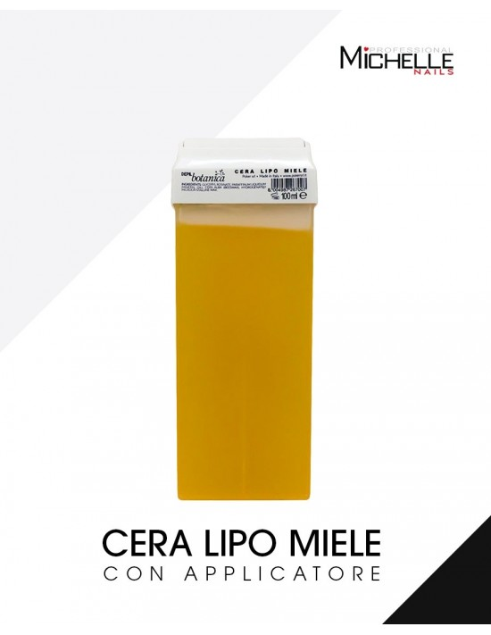 CERA MIELE CON APPLICATORE...