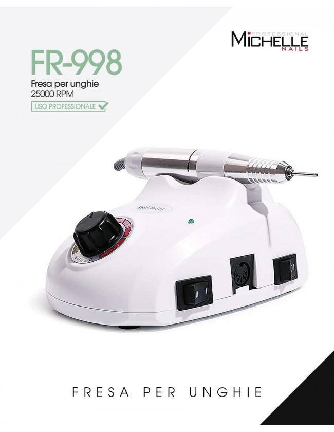 apparecchiatura uso professionale per unghie,  FRESA PROFESSIONALE PER UNGHIE - 25000 GIRI New Edition