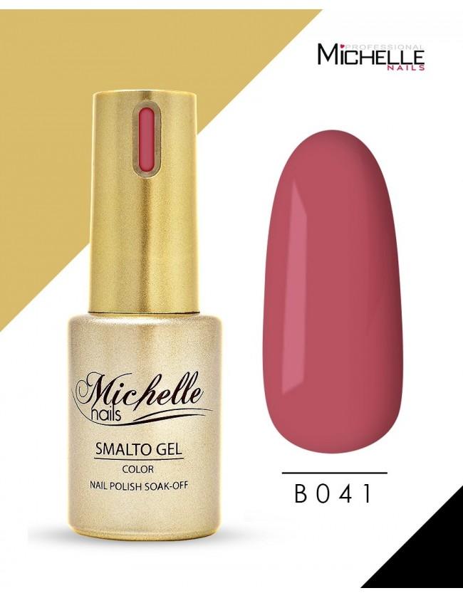 smalto semipermanente colore per unghie Michellenails SMALTO GEL SEMIPERMANENTE GOLD B041