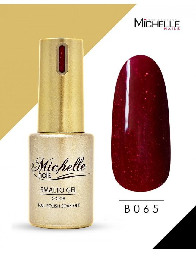 smalto semipermanente colore per unghie Michellenails SMALTO GEL SEMIPERMANENTE GOLD B065