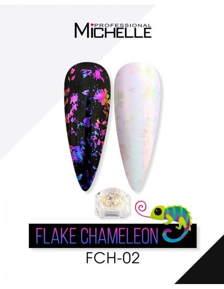Nail art e decorazioni per unghie: FLAKE CHAMELEON - 02 FLAKE CHAMELEON