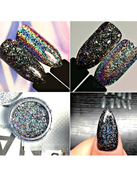 Nail art e decorazioni per unghie: POLVERE CHROME - GALAXY H14 NAIL-ART/ Decorazioni