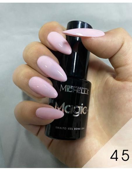 smalto semipermanente colore per unghie Michellenails MAGIC Color Semipermanente - 045