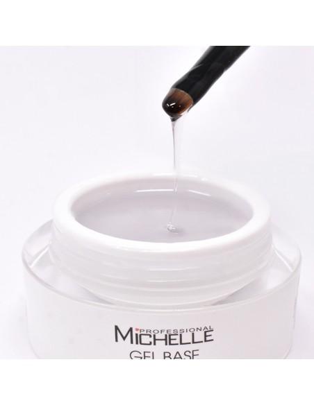 ricostruzione in gel per unghie GEL BASE BONDER GEL - LINEA CLEAR 15ml uso professionale