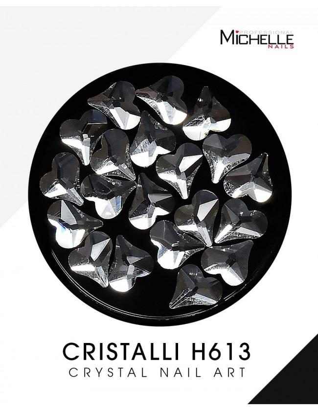 Nail art e decorazioni per unghie: CRISTALLI PIETRE DECORAZIONE NAIL ART H613 BRILLANTINI E STRASS