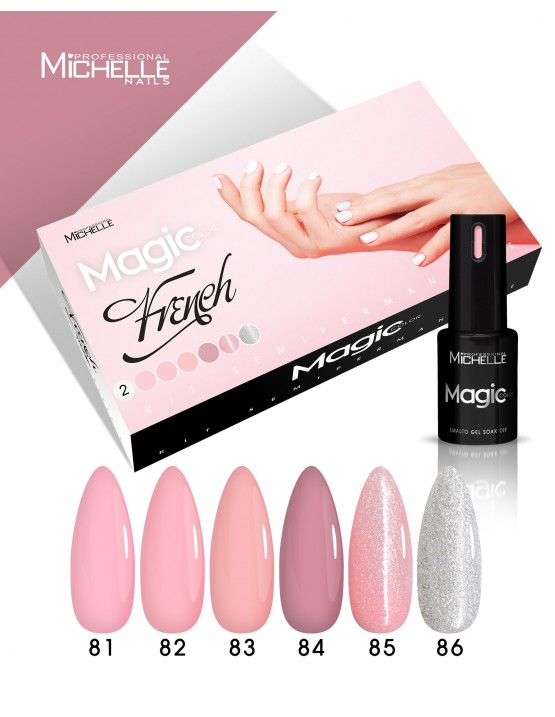 KIT MAGIC FRENCH2 NEW EDITION - Color...
