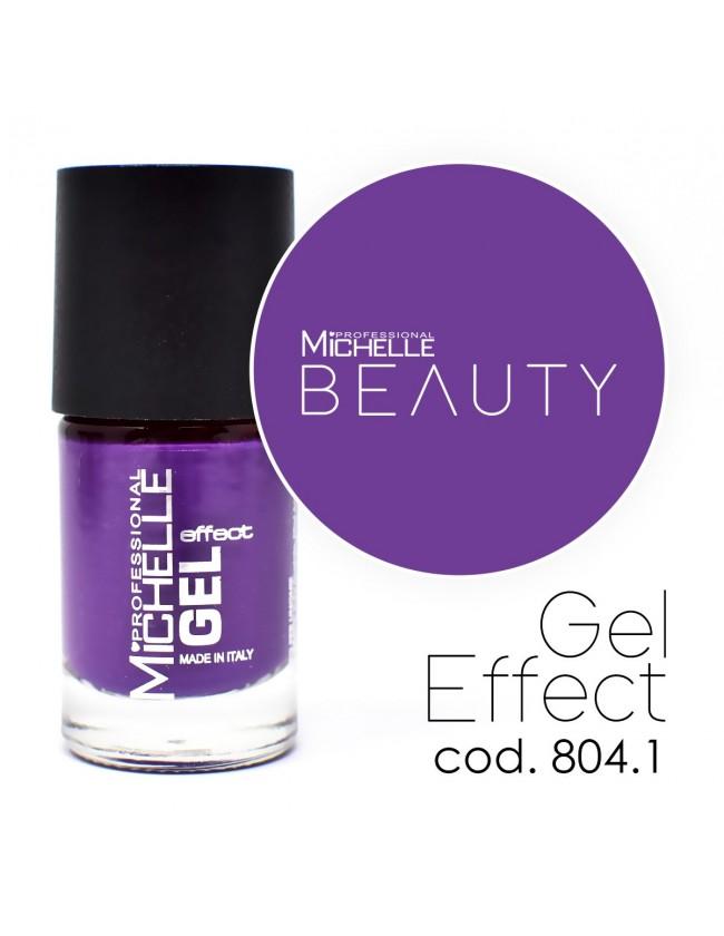 smalto semipermanente colore per unghie Michellenails SMALTO EFFETTO GEL -10.8ml