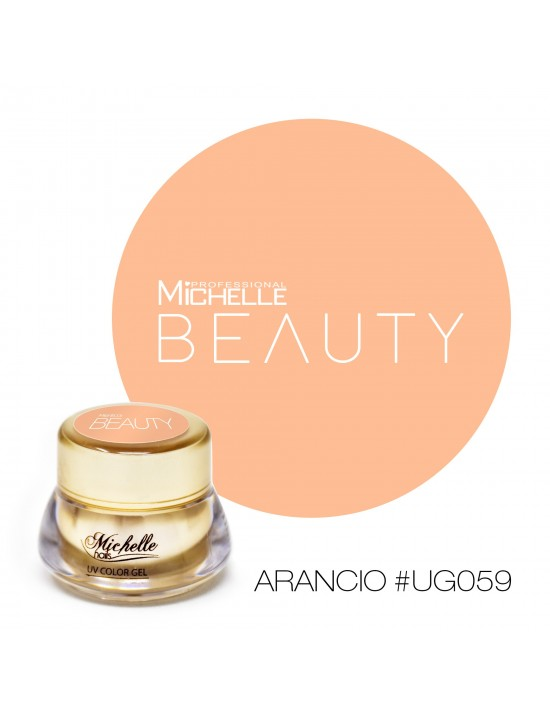 GOLD COLOR UV GEL - ARANCIO...