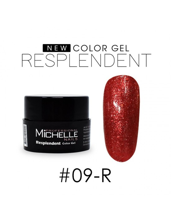 RESPLENDENT - GEL COLOR UV...