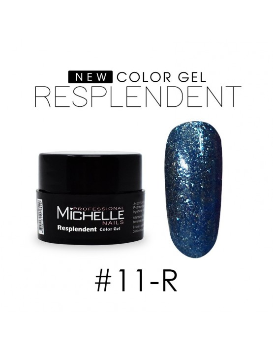 RESPLENDENT - GEL COLOR UV - 8ML
