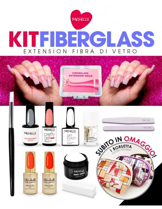 KIT Fiberglass nails -...
