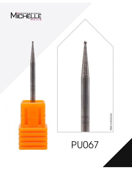 Punta Carbide 1mm - PU067
