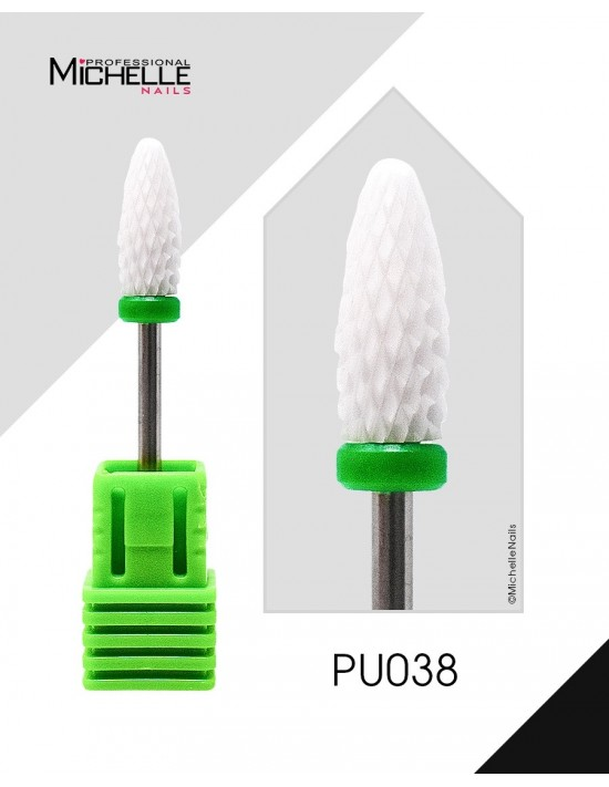 Accessori per unghie Punta in Ceramica - PU038 Uso professionale nails