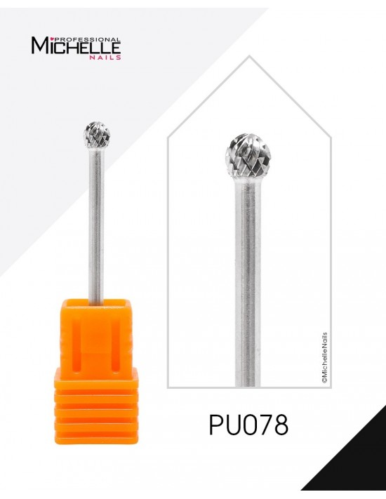 Punta Carbide 4mm - PU078
