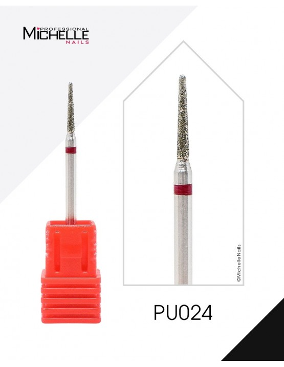 Accessori per unghie Punta Diamantata - PU024 Uso professionale nails
