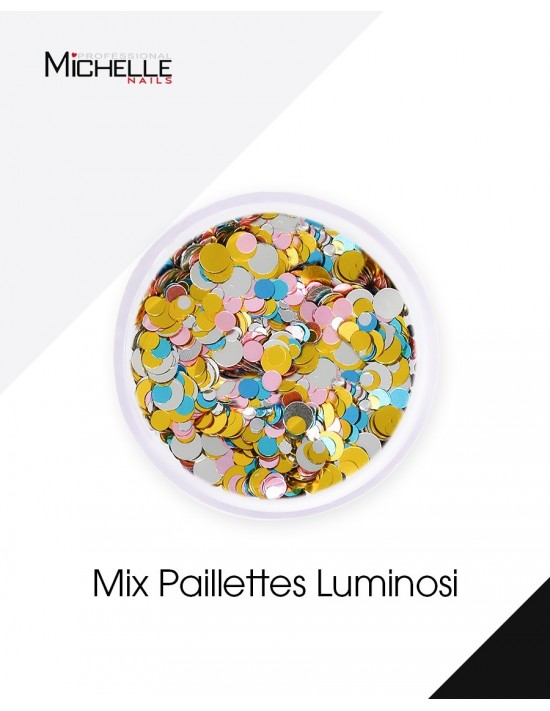 Paillettes Mix Luminosi - H020