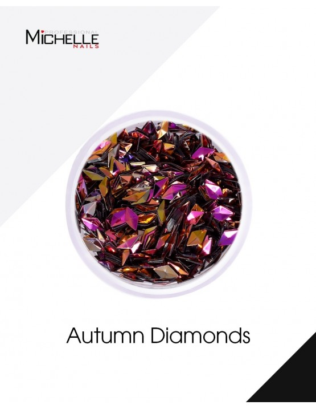 Paillettes Autumn Diamonds - H022