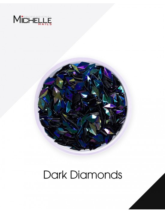 Paillettes Dark Diamonds -...