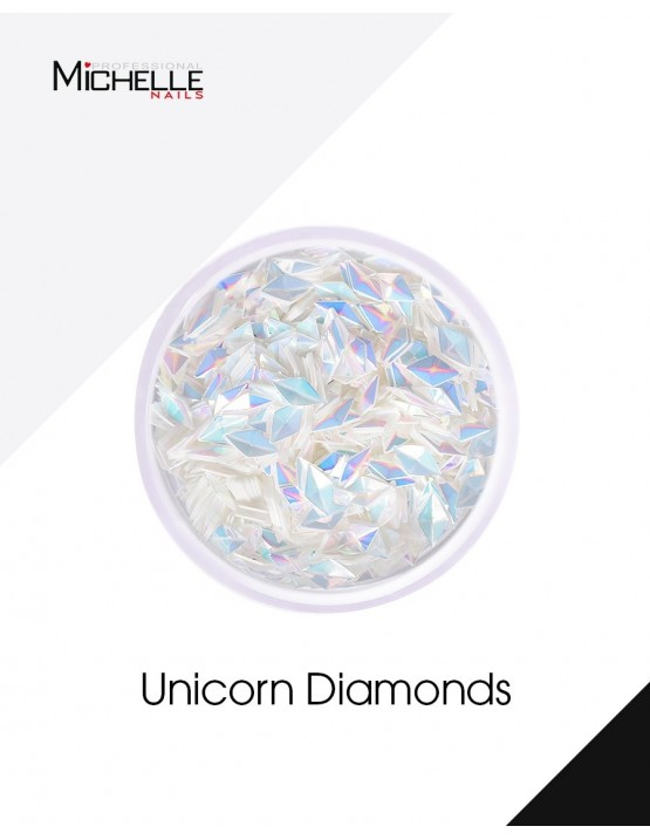 Lentejuelas Unicornio Diamantes - H023