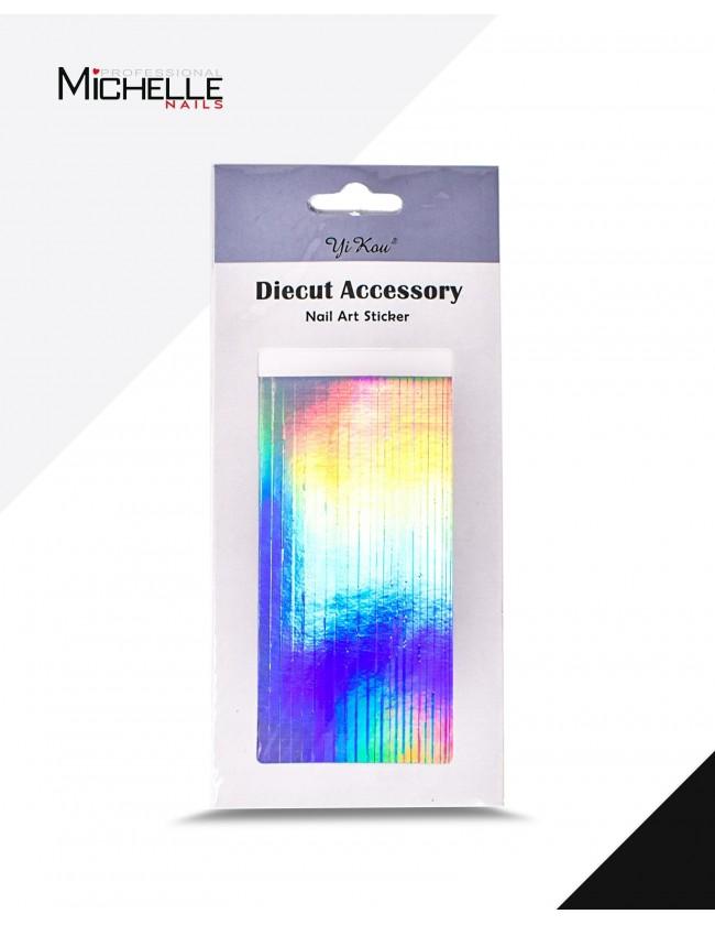Nail art stickers - adesivi decorazione