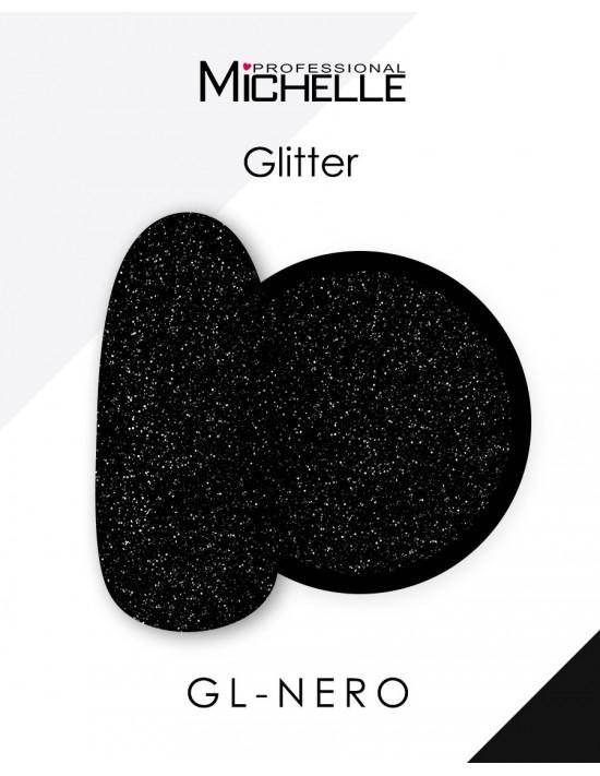 GLITTER / POLVO NEGRO