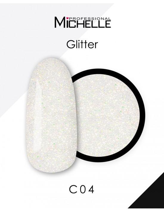 GLITTER ROSA' GL745