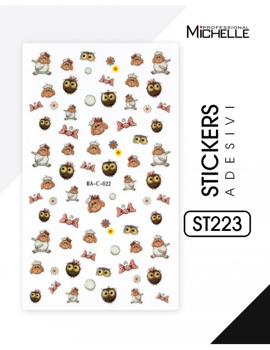 ADESIVI STICKERS - ST223