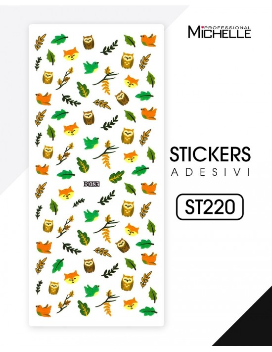 ADESIVI STICKERS - ST220