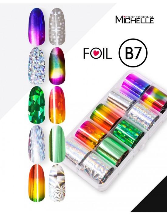Transfer Foil Holo B7