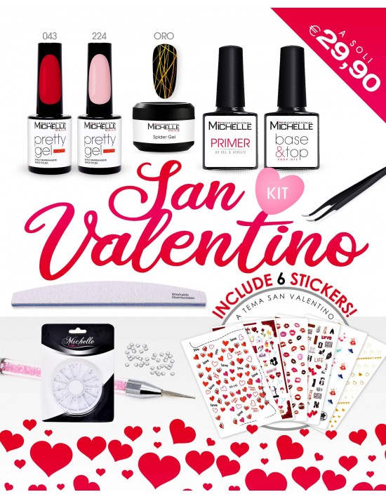 San Valentino LOVE KIT