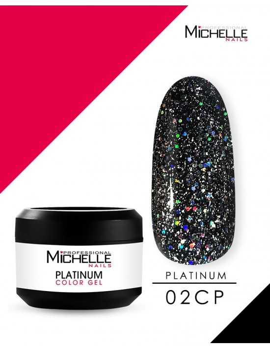 PLATINUM GEL COLOR UV 02CP...