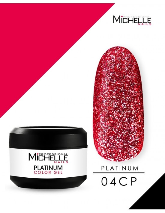 PLATINUM GEL COLOR UV 04CP...