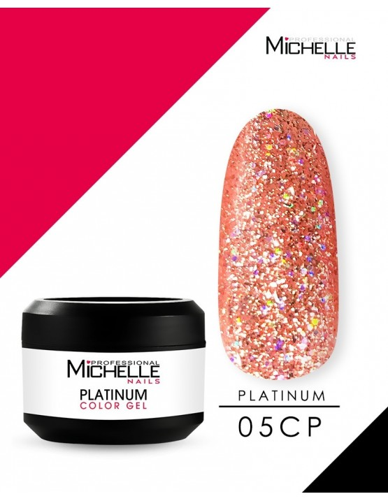 PLATINUM GEL COLOR UV 05CP - 8ML