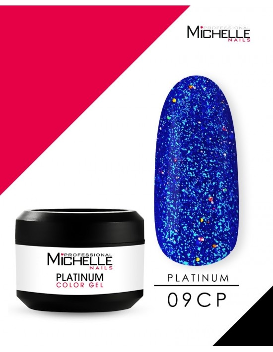PLATINUM GEL COLOR UV 09CP...