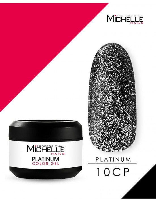 PLATINUM GEL COLOR UV 10CP...