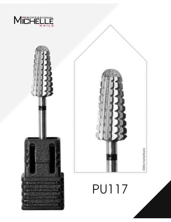 Punta Carbide - PU117