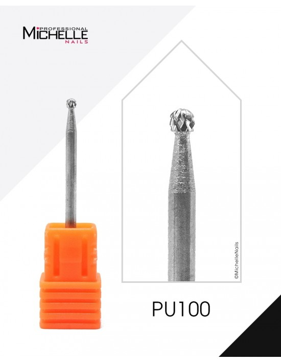 Punta Carbide 2.3mm - PU100