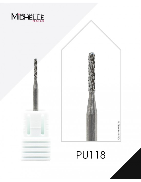 Punta Carbide - PU118