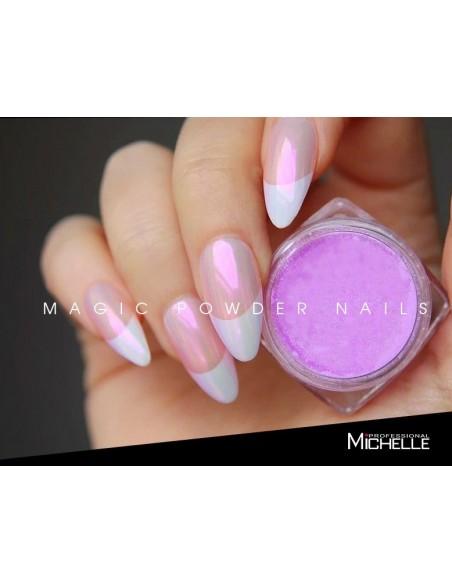 Nail art e decorazioni per unghie: Pigmento Magic Powder - CELESTE POLVERI - PIGMENTI