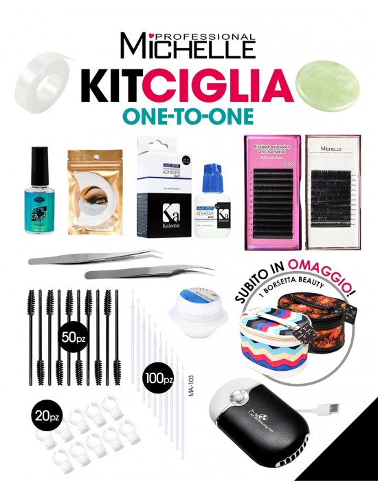 KIT CIGLIA ONE-TO-ONE