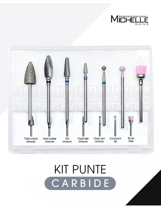 Kit 7 Punte - Carbide