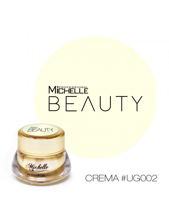 GOLD COLOR UV GEL - CREMA...