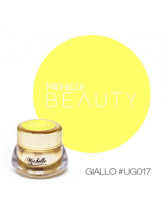 GOLD COLOR UV GEL - GIALLO...