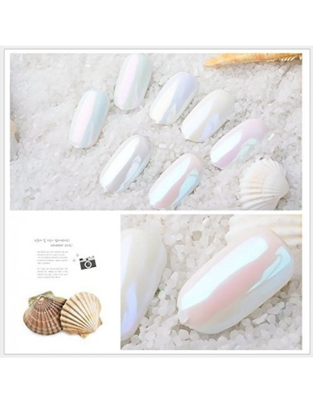 Nail art e decorazioni per unghie: Pigmento polvere Aurora - AU01 NAIL-ART/ Decorazioni