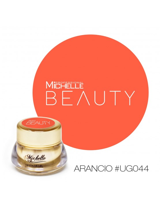 GOLD COLOR UV GEL - ARANCIO UG044