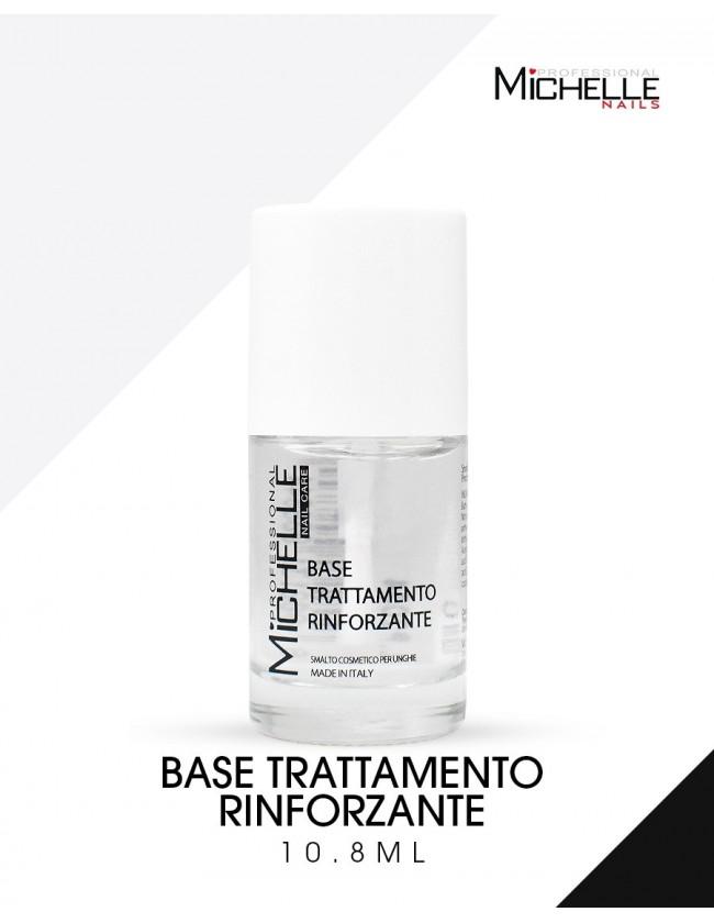 ricostruzione in gel per unghie BASE TRATTAMENTO RINFORZANTE 10.8ml unghie naturali uso professionale