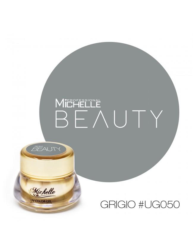 GOLD COLOR UV GEL - GRIGIO UG050