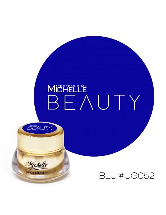 GOLD COLOR UV GEL - BLU UG052